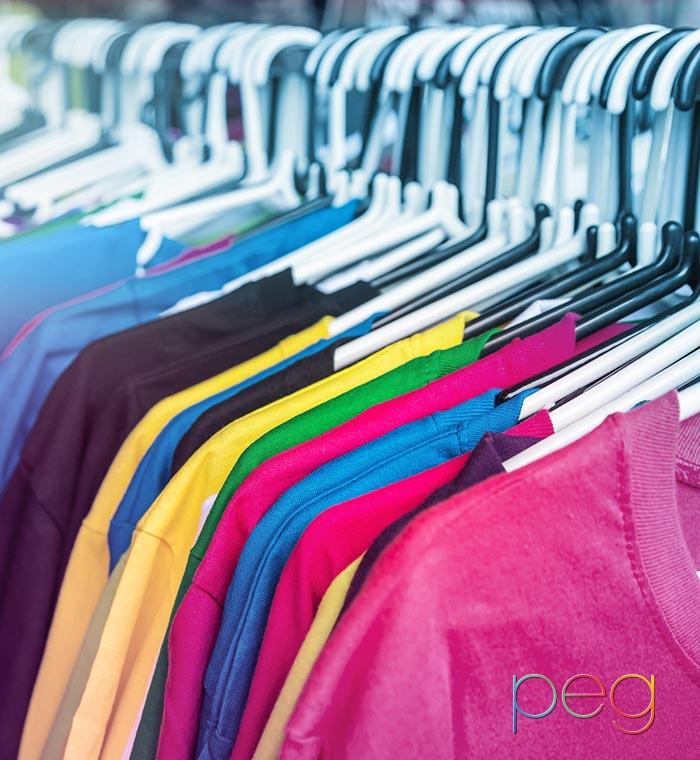 PeG Abbigliamento Personalizzato
