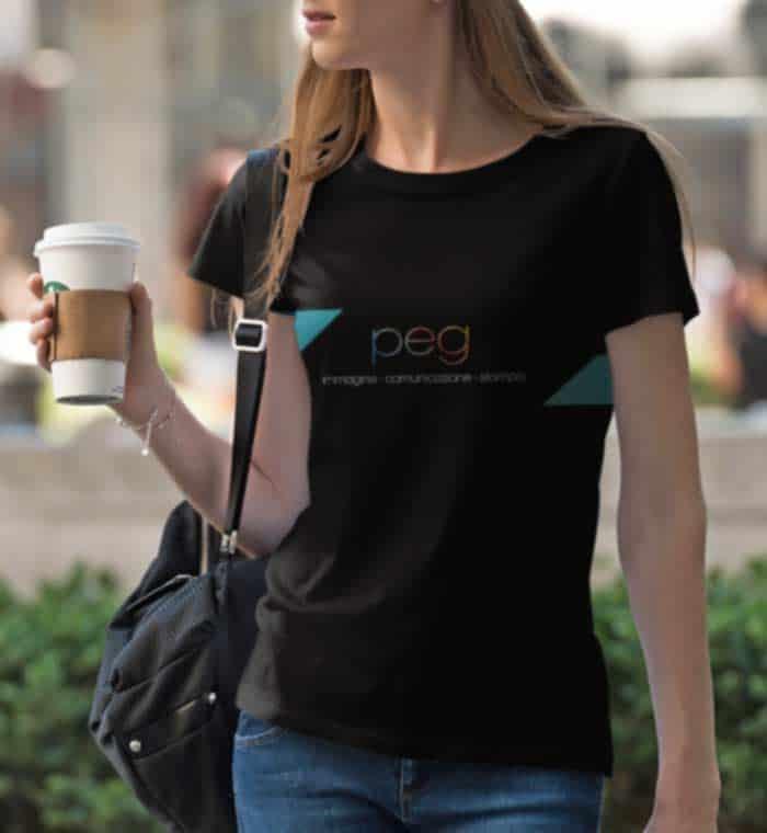 PeG è abbigliamento personalizzato